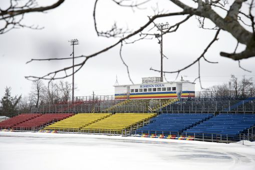 It will take roughly $25 million to kickstart the development of a replacement facility for the 43-year-old Richardson Stadium.