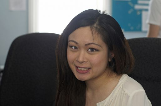 """""""Hearing the stories of local business owners."""" -Jessica Chong, Vol. 141 Blogs Editor"""
