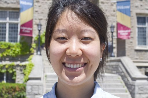 """""""[The fund] is valuable because I heard the [snapping turtles] are endangered."""" Sue Ahn, PhD '16"""
