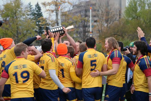 The Gaels have captured the last two OUA titles and three of the last four.