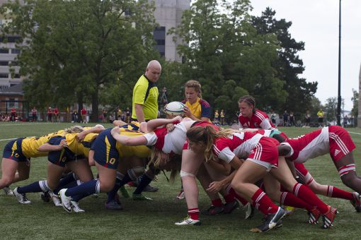 Six different Gaels recorded tries in Queen's season-opening 61-12 victory over York.