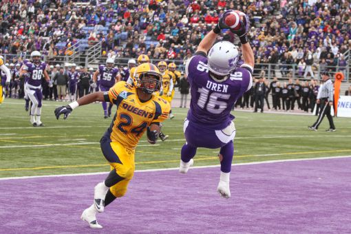 The last time the Gaels and Mustangs met, Western won 51-22 to claim the 106th Yates Cup.
