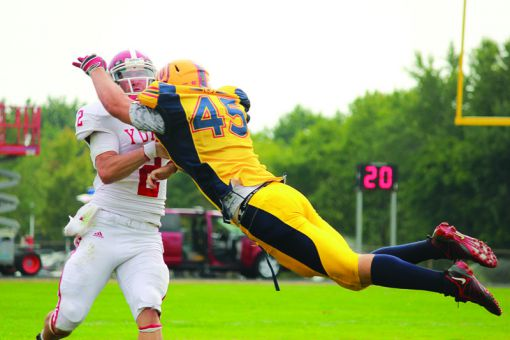 The Gaels racked up 52 points against the York Lions when the two teams played last season. Queen's has never lost to York and hosts them in this year's Homecoming game on Oct. 18.
