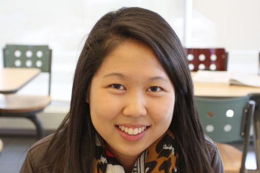 """I don't think he's attractive, but older women probably do."" Christa Ng, Comm '18"