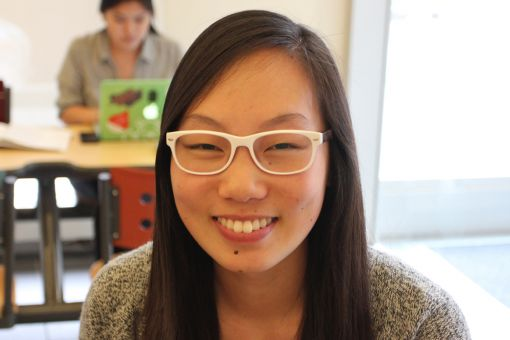 """""""It shouldn't have an effect, but it probably will because people are superficial, unfortunately."""" Mariana Pei, Comm '18"""