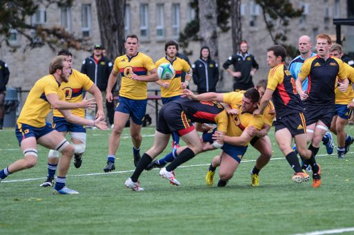 The Gaels have racked up the fourth-most points in the OUA this year, and rank second in points conceded.