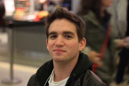 """""""I'm seeing my aunt in Toronto. I'm originally from Mexico, so it will be a meal without a turkey."""" Cristian Buzo Tingarov, ArtSci '18"""
