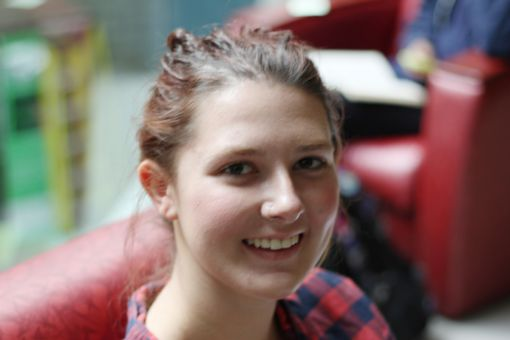 """""""I'm going to Toronto to see friends and family."""" Maddie Case, ArtSci '15"""