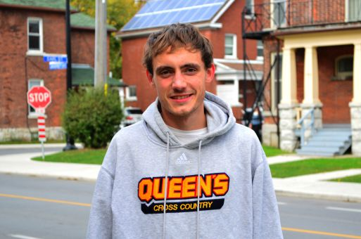 Jeff Archer finished fifth at the OUA Championships last year, before finishing 16th at the CIS meet.