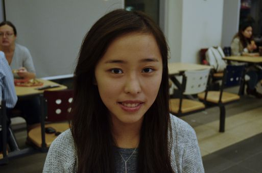 """""""I have to catch up on my work, the residences will be more quiet."""" Vivian Wong, ArtSci '18"""