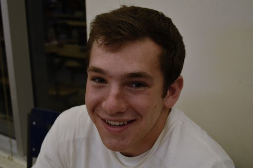 """""""My brother and sister are coming, going to hang out and have a good time."""" Jonathan Ezer, ArtSci '18"""