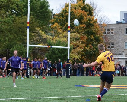 Queen's has conceded an OUA-low 60 points through seven games in 2014.