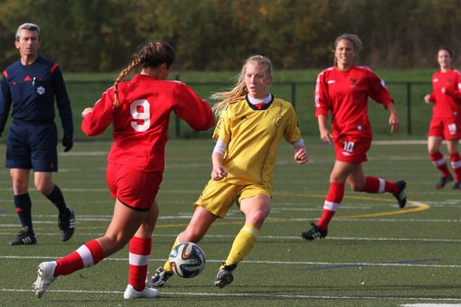 Seven of the last 11 women's soccer post-season games have gone to a penalty shootout.