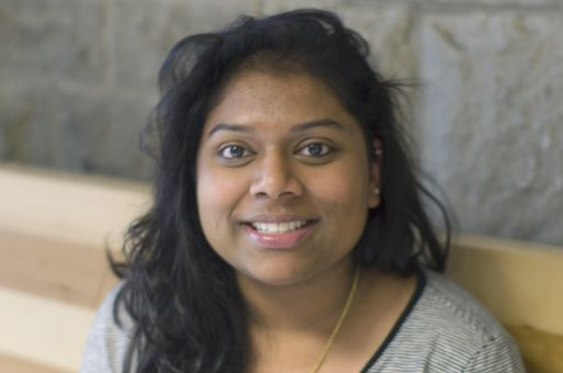 """The signal's really bad here, and maybe better lighting in the club offices."" Kavina Sathiyasothy, ArtSci '16"