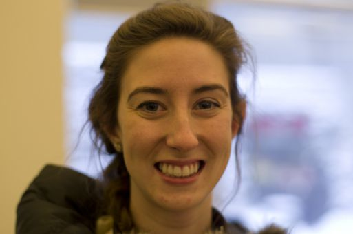 """""""It's important for there to be strong female representatives as role models."""" Gillian Armstrong, ArtSci '16"""