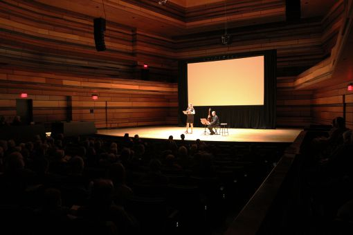 The Faculty Artist Series is hosted by Queen's School of Music.