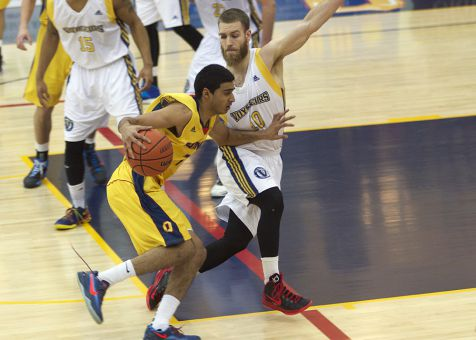 Singh has averaged 11 points and five rebounds in eight appearances for the Gaels this season.