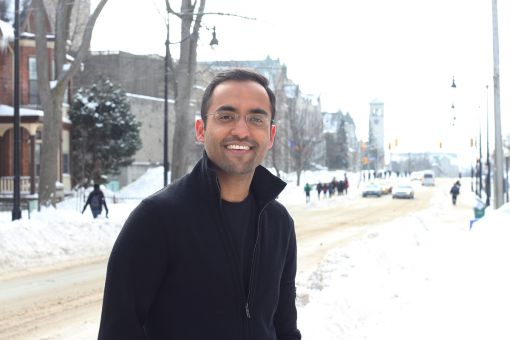 Afraj Gill has written for The Globe and Mail, worked for Google and campaigned for former Prime Minister Paul Martin.
