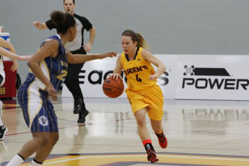 Fifth-year point guard Liz Boag is graduating after finishing her final season as a Gael with 13.1 points per game.