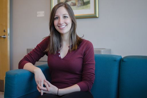 Hayley Lipworth is the vice-president of internal affairs of Queen's Hillel.