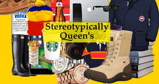 Sterotypically Queen's