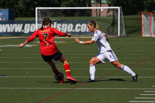 Rachel Radu and the women's soccer team take on the Ottawa Gee-Gee's on Oct. 2nd.