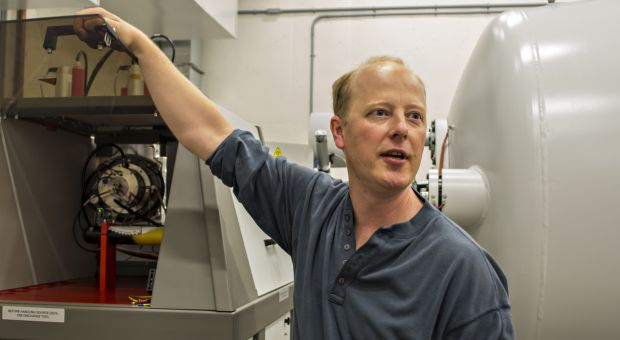 Mark Daymond explains the inner components of an accelerator.
