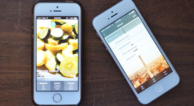 User-friendly apps for your phone.