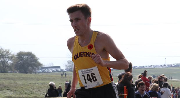 Alex Wilkie won the Western Invitational in 24:35, a whole 10 seconds faster than second place.