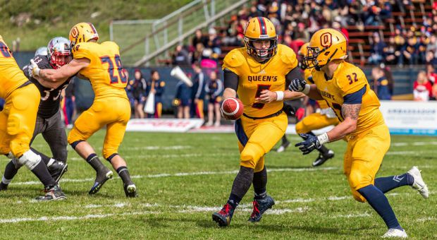 In last week's match-up against Guelph, the Gaels tallied 139 yards on the ground.