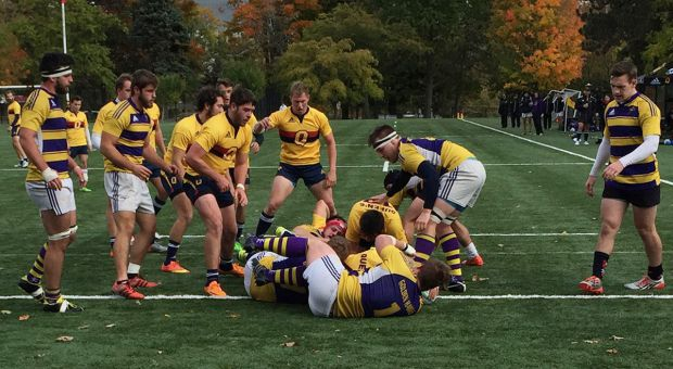 The Gaels improved to 5-1 in the season with Saturday's win.