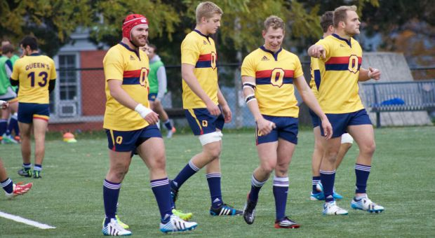 After losing their first game of the year, the men's rugby has reeled off six straight wins.