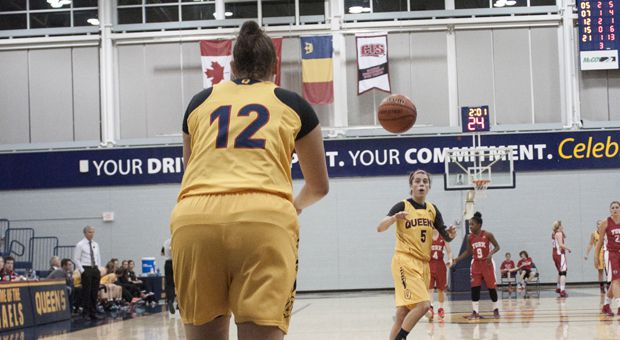 After this weekend's games, the Gaels are 3-0, good for first in the OUA East.