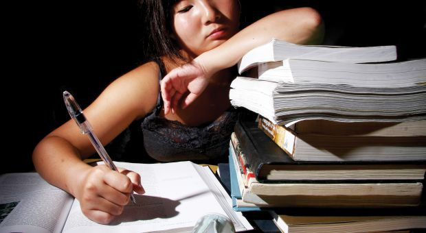 essay on the causes of stress for college students