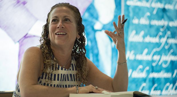 """American author Jodi Picoult has written nearly two dozen successful  novels, but is often branded as a writer of """"airport fiction."""""""