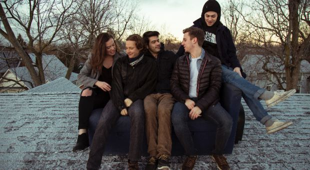 Kingston-based band Curfew performed at MEDLIFE's concert this weekend.