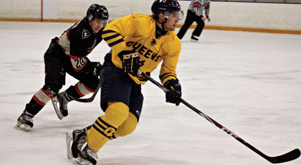 Slater Doggett (#16) was heavily influenced by Gaels Darcy Greenaway and Warren Steele.