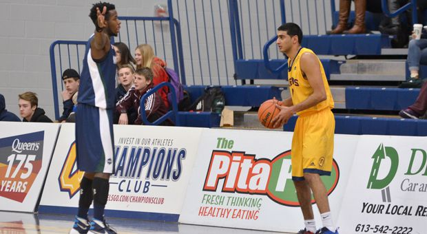 Sukhpreet Singh was a second-team OUA All-Star this year.