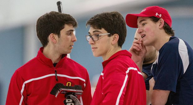 The men's curling team walked away from the U Sports Championships in fifth place.