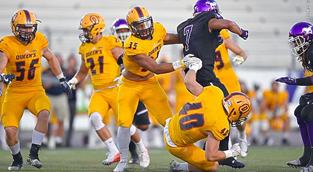 Football dropped to 0-4 after Saturday's loss to Western.