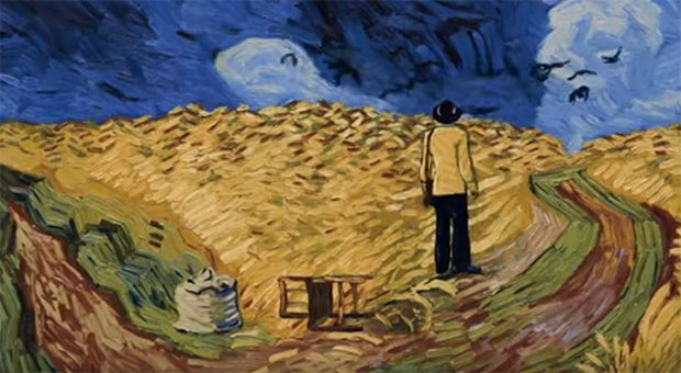 Loving Vincent Is A Stunning Visual Achievement The Journal