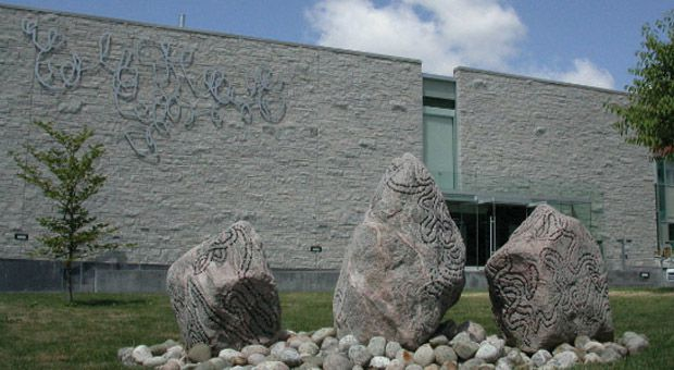 The Agnes Etherington Art Centre.