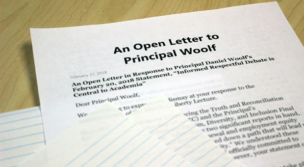letter about