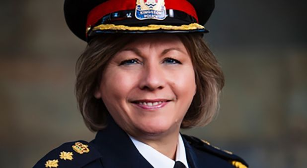 McNeely is the first female Chief in the station's 167-year history.