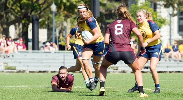Women's rugby fell to Guelph in last year's OUA championships.