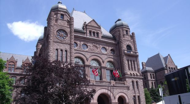 Ontarian institutions have until Jan. 1 to comply with the province's free speech policy.