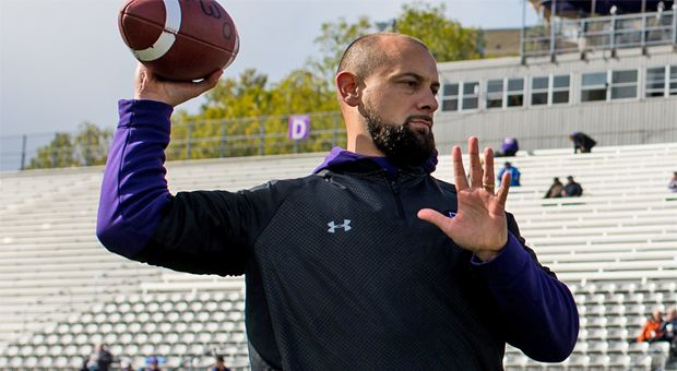 Steve Snyder spent two seasons with the Western Mustangs as their offensive coordinator.