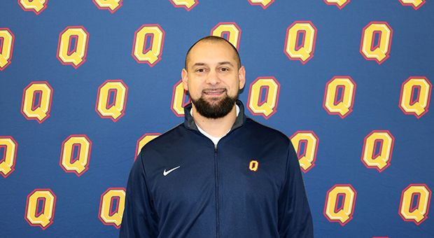 Snyder is the fifth head coach of the Queen's football program in 70 years.