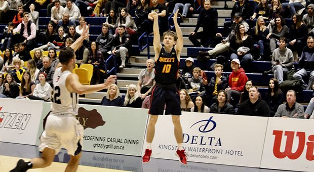 Queen's defeated UOttawa on Friday to give them their first win over a nationally-ranked opponent in the 2018-19 season.