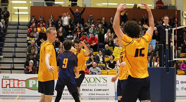 Queen's will host the OUA Final Four this weekend.